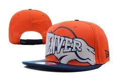 $8.9 Top #NFL #DenverBroncos Orange Snapback #Hat