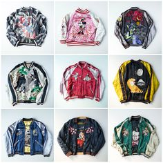 The History of the Coolest Japanese Souvenir Jackets | The Rainbowholic Me