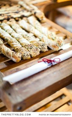 Breadsticks | Photo: Passionphotography by @Amanda Drost
