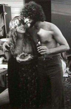 STEVIE & LINDSAY
