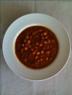 Rezept Kichererbsen Curry von soulmates - Rezept der Kategorie Hauptgerichte mit Gemüse