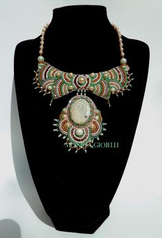 """Necklace """"Old England"""""""