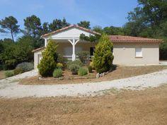 Vakantiehuis Le Mayne: Het huis ligt op een privédomein van 3 ha - France-Voyage.com