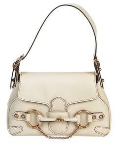 df86f2010d8 Gucci Leather Horsebit Handbag Hobo Bag. Hobo bags are hot this season! The  Gucci