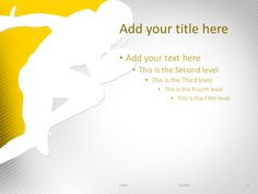 47 best sport powerpoint templates images sports templates free