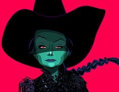"Check out new work on my @Behance portfolio: ""The Wicked Witch"" http://on.be.net/1G9dBeL"