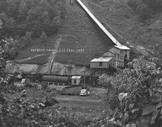Baltimore And Ohio Railroad, Appalachian Mountains, Model Train Layouts, Tear Down, Coal Mining, Where The Heart Is, Model Trains, Preston, Kentucky