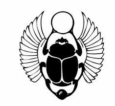 Excited to share this item from my shop: Ancient Egyptian Scarab Decal for Cars or Homes: Scarab decor, Egyptian Decals, Egyptian Gifts and Decor, Scarab Amulet Magic Symbols, Viking Symbols, Egyptian Symbols, Ancient Symbols, Ancient Egypt, Viking Runes, Ancient Art, Egyptian Beetle, Egyptian Scarab