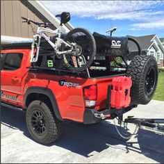 17 Best Ideas For Truck Camping Bed Tacoma World Toyota Tacoma 4x4, Tacoma Truck, Toyota Tundra, Toyota 4runner, Overland Tacoma, Overland Truck, Expedition Vehicle, Pick Up 4x4, Hilux 2017