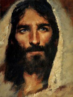 Jesus, help me to see the way you see. Sacred Heart of Jesus. Religion, Pictures Of Jesus Christ, Jesus Painting, Jesus Face, Biblical Art, Jesus Lives, Jesus Is Lord, Jesus Help, Jesus Prayer