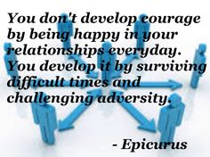 Epicurus on relationships