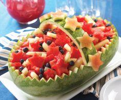 Healthy Home Blog: DIY: Watermelon Fruit Basket