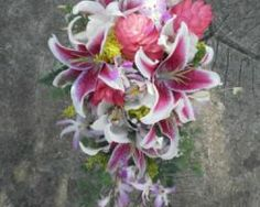 Kauai Wedding Bouquet, Alii Kauai Weddings