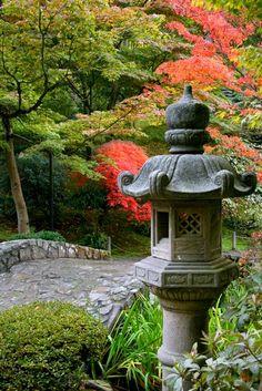 Kubota Japanese Garden, Seattle, Washington