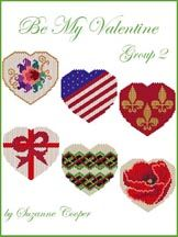 Be My Valentine Group 2 - Item Number 15106 at Bead-Patterns.com