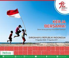 17 Agustus 1945 adalah hari Kemerdekaan Republik Indonesia. Hari dimana proklamasi disuarakan,Tentunya kemerdekaan ini tidak mungkin didapat dengan mudah, karena pasti memerlukan perjuangan dan pengorbanan dari para pahlawan demi melihat negara Indonesia merdeka dari penjajahan.  Maka dari itu kita harus menjaga kesatuan dan kesatuan negara yang telah di perjuangkan oleh para pahlawan kita. Untuk saling bersatu memlihara NKRI dengan cara Kerja Bersama demi mewujudkan Indonesia yang lebih…