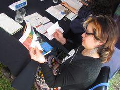 """Clara Meyra, coordinadora del Centro de Derechos Humanos """"Fray Francisco de Vitoria"""""""
