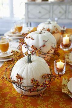 love these pumpkins