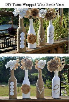 Ideas diy para decorar con flores