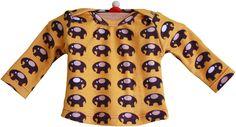de droomfabriek : gratis naaipatronen knuffels en babykleding: Gratis patroon tricot shirt maat 56a