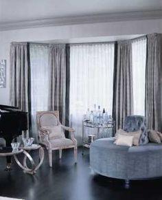 Living Room: Designer Showcase, Marin, CA David Duncan Livingston, Photographer  Chair: Masterpiece - Sandstone