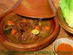 Couscous, Comida Armenia, Spanish Food, Food Preparation, Wok, Pot Roast, Beef Recipes, Tapas, Food To Make