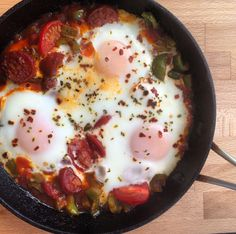 BBQ Baked Eggs  Gluten Free, Dairy Free, Paleo & Whole 30.   Check out the recipe on www.thewonkyspatula.com