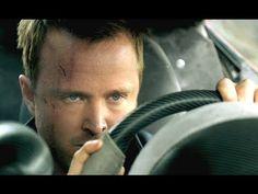 Need for Speed Official Trailer (HD) Aaron Paul Budget $66 million Box office $203,277,636 https://www.youtube.com/watch?v=CDk8zLj7l-0