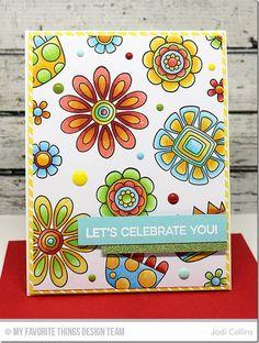 Doodled Blooms Card Kit Release!