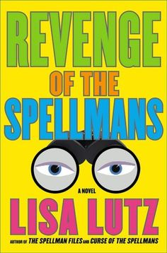 March 13th-today is Lisa Lutz's birthday. Happy Birthday Lisa! Celebrate this zany writer by reading one of her Spellman series, starting with the Spellman files and Revenge of the Spellmans. Her books are light-hearted, fun and funny mysteries. I love her style...and the best part? They are set in San Francisco-one of my favorite cities!