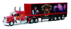 New Ray Toys Diecast Kenworth Elvis Truck - The Blue Suede 1:32 Scale New Ray http://www.amazon.com/dp/B005VS9HMS/ref=cm_sw_r_pi_dp_4-g6wb1R7S105