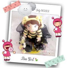 """✿◠‿◠✿ Bee Girl ✫✫..¸.•°*""""ஜ"""