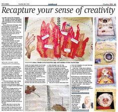 Creative Journalling - ReVampd