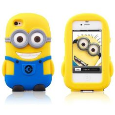 New 3D Cute Fashion Silicone Case Cover Blu for iPhone 4 4S Protectors Gift | eBay