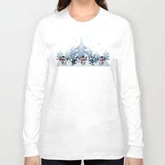 Merry Christmas - Frohe Weihnacht Long Sleeve T-shirts