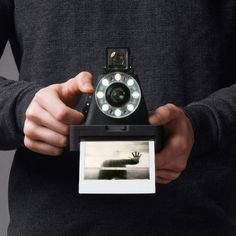 Fancy - I-1 Instant Camera by The Impossible Project