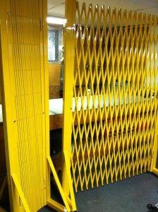 1000 Images About Expanding Folding Scissor Gates On