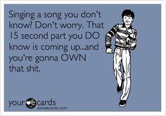 Ahahahaha, I don't know why I found this so stinkin' funny, but I sure did.