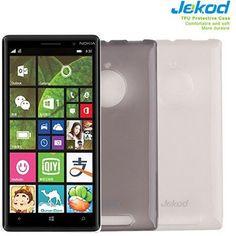 Ốp silicon dẻo Lumia 830 hiệu JEKOD Phone, Telephone, Mobile Phones