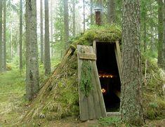 The Kolarbyn Eco-lodge: Sweden's most primitive hotel