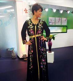 Caftan 2015 Haute Couture : Leila Hadioui Robes de Luxe   Caftan Marocain Boutique