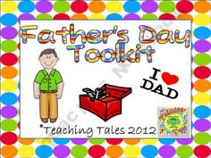 Fathers Day Toolkit