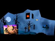 halloween projection effects download