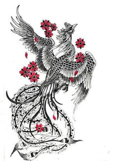 Image result for phoenix rising feminine