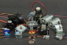 Types of Motors | Adafruit Motor Selection Guide | Adafruit Learning System