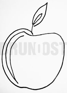 BRUNO OST | One-line drawing inspired by Picasso. | #11 Apple. | October…