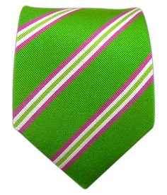 Pulsar Stripe - Kelly Green   Ties, Bow Ties, and Pocket Squares   The Tie Bar
