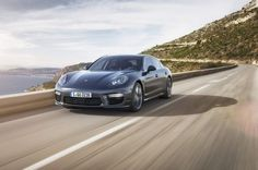 2014 Porsche Panamera Turbo S Executive Carries $201,495 MSRP - Motor Trend WOT