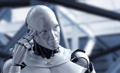 animation robots in 3d | Thinking robots | Dplus visuals :: commercials :: 3D animation :: film ...