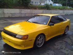 87 Toyota Celica GTS
